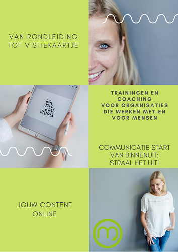 Cover flyer trainingen meersocial