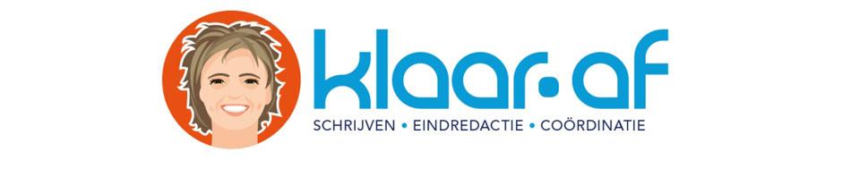 Logo Klaar-af