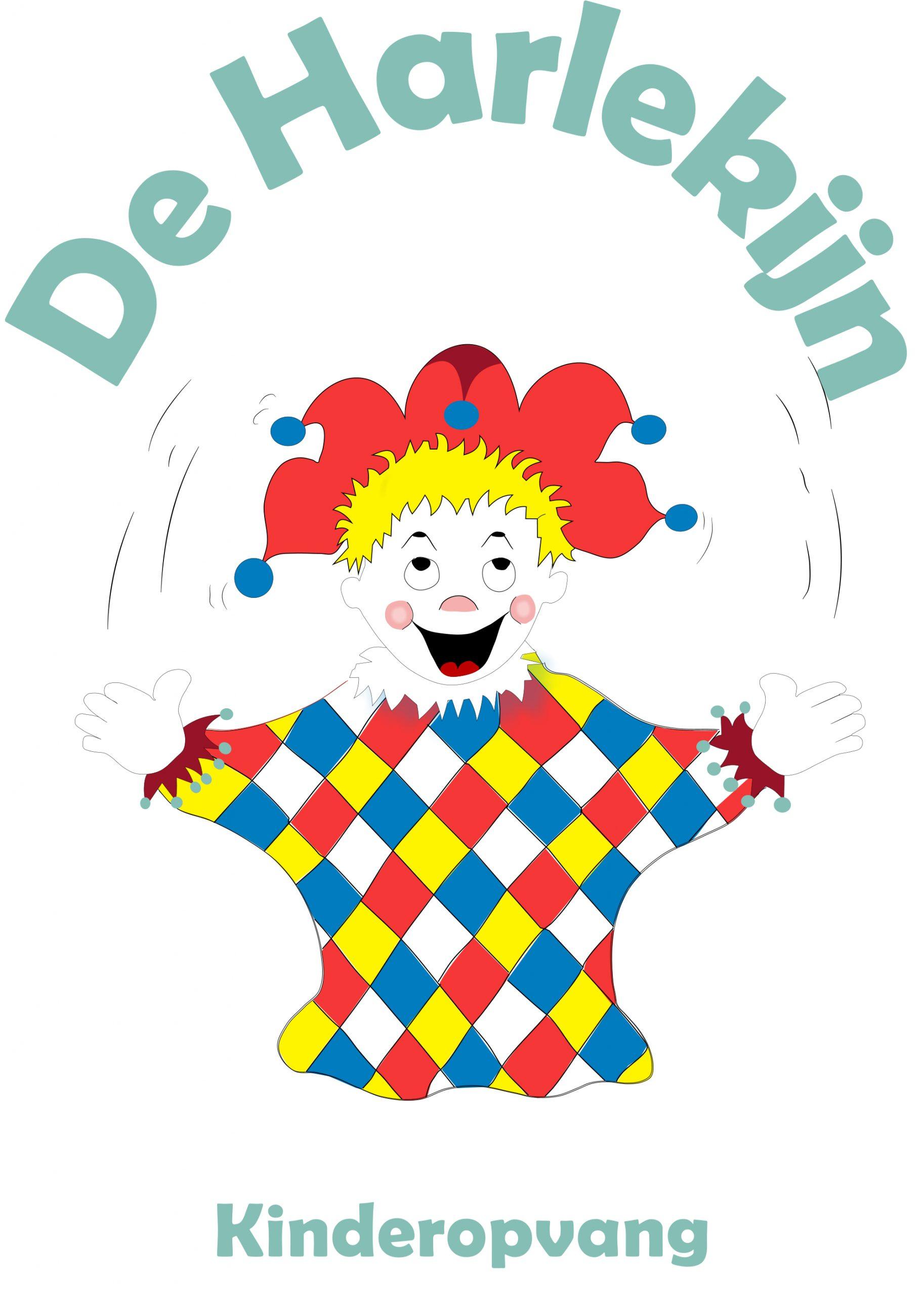 Logo De Harlekijn